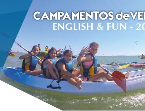 Campamentos de verano 2018 Summer Camp 6-18 años
